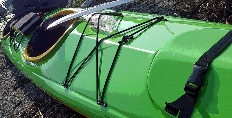 Kayak Journal Part 1