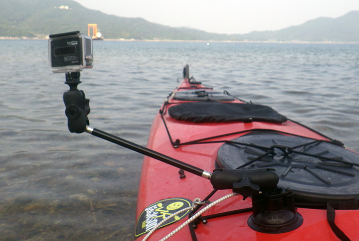 Kayalu Go Pro Suction Mount